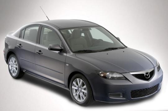 2008 Mazda Mazda3  VIN JM1BK32G881792421  AutoDetectivecom