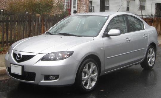 2009 Mazda MAZDA3 Photo 1