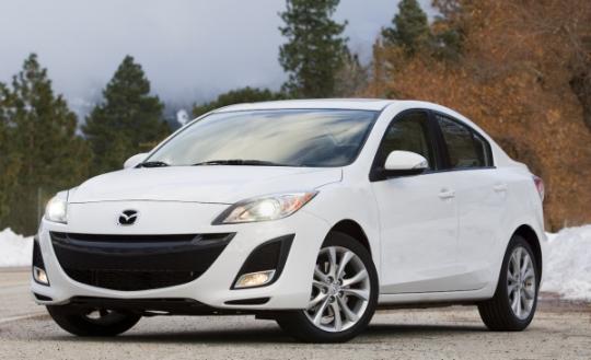2010 Mazda MAZDA3 Photo 1