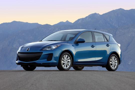 2012 Mazda MAZDA3 Photo 1