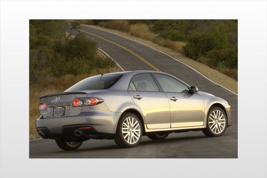 2007 mazda mazdaspeed mazda6 vin jm1gg12l671110109 for Mazdaspeed 6 exterior mods