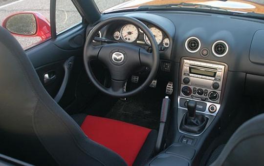 2004 Mazda Mazdaspeed Mx 5 Miata Vin Jm1nb354040405360