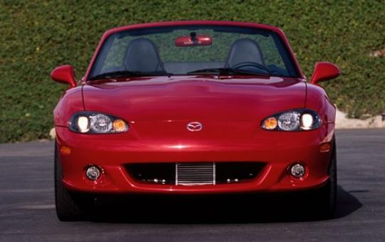2004 Mazda Mazdaspeed Mx 5 Miata Vin Jm1nb354x40405639
