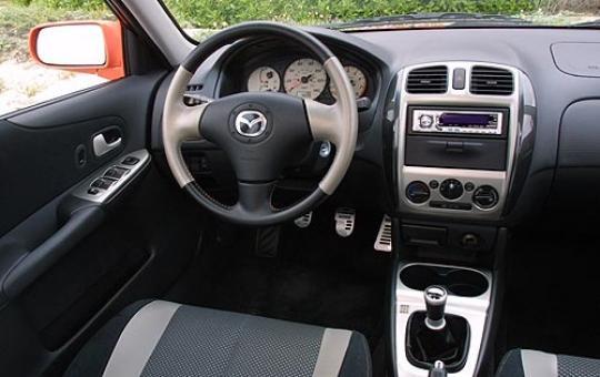 2003 Mazda Mazdaspeed Protege Vin Jm1bj227530649972