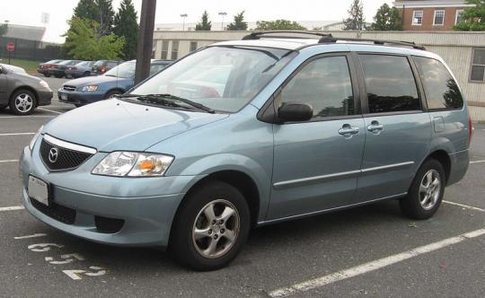 2001 Mazda MPV - VIN: JM3LW28G710166503 - AutoDetective.com