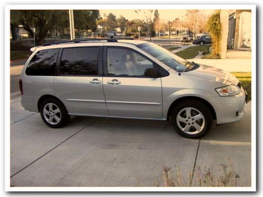 2002 Mazda MPV - VIN: JM3LW28A820324294 - AutoDetective.com