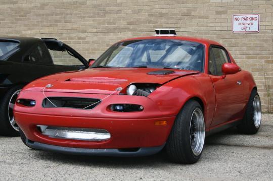 1993 Mazda Mx 5 Miata Vin Jm1na3517p0405546