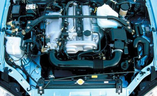 2001 Mazda Mx 5 Miata Vin Jm1nb353810210691 Engine Diagram