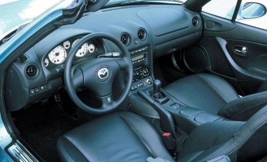 2001 Mazda Mx 5 Miata Vin Jm1nb353210209956