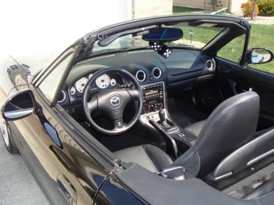 2003 Mazda Mx 5 Miata Vin Jm1nb353930304792