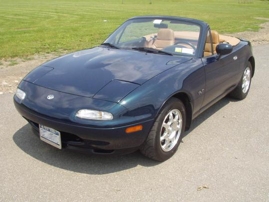 1994 Mazda MX-5 Miata Photo 1