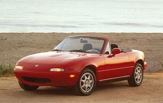 1997 Mazda MX-5 Miata Photo 1