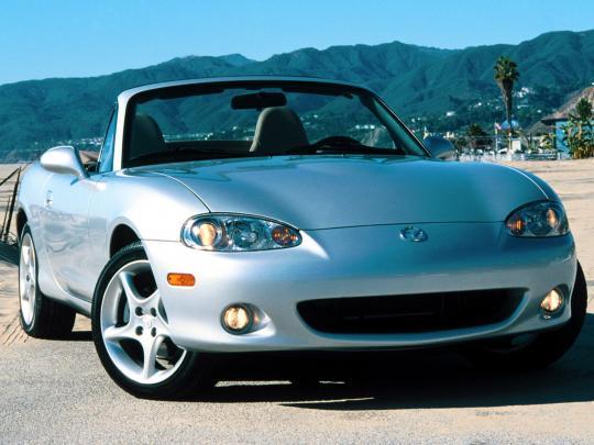 2001 Mazda MX-5 Miata Photo 1