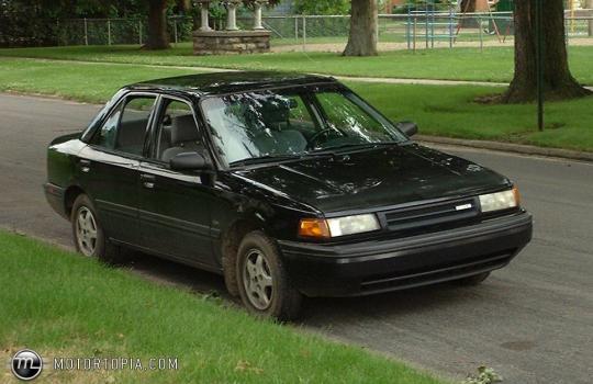 1990 Mazda Protege Photo 1