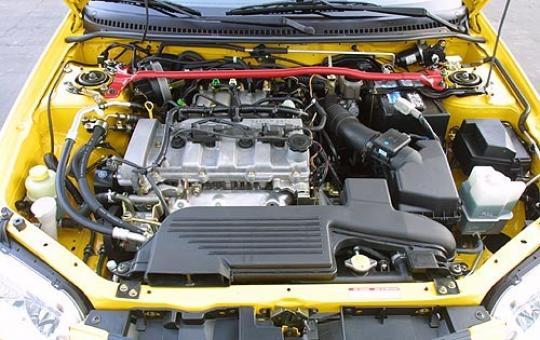 2002 mazda protege5 engine