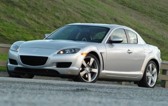 2004 Mazda RX-8 exterior