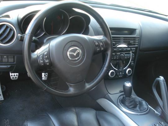 Mazda Rx8 Interior 2004