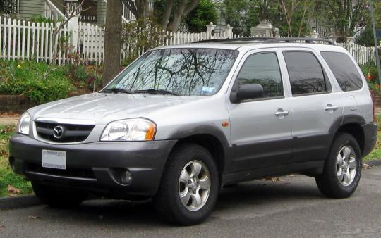 2001 Mazda Tribute Photo 1