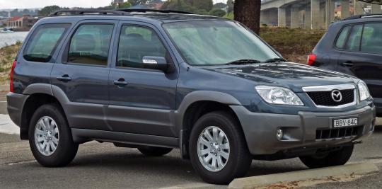 2006 Mazda Tribute Vin 4f2yz92z06km27118