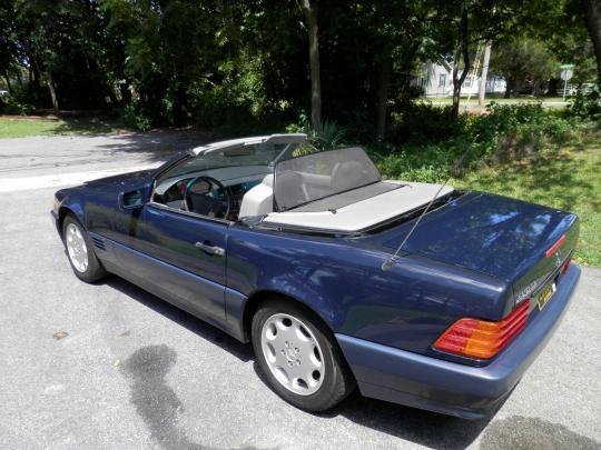 1993 mercedes benz 500 class vin wdbga51e1pa099059 for 1993 mercedes benz 500 class