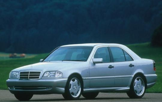 1998 mercedes benz c class vin wdbha29g9wa547152 for Mercedes benz c class 1998