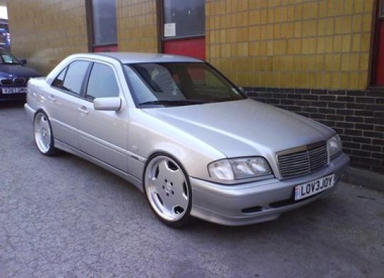 1998 mercedes benz c class vin wdbha23g9wa535057 for Mercedes benz c class 1998