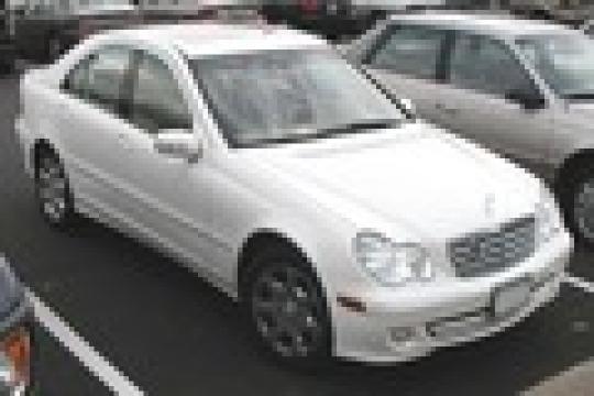 2006 Mercedes-Benz C-Class