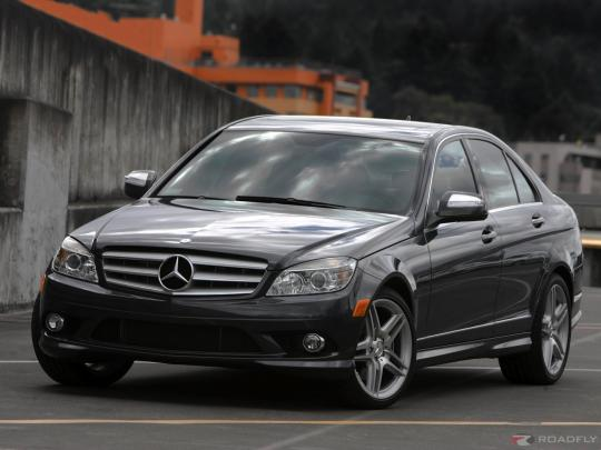 2008 Mercedes-Benz C-Class Photo 1