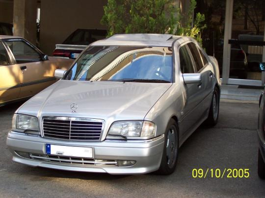 1995 Mercedes Benz C36 Amg Vin Wdbhm36e3sf197451