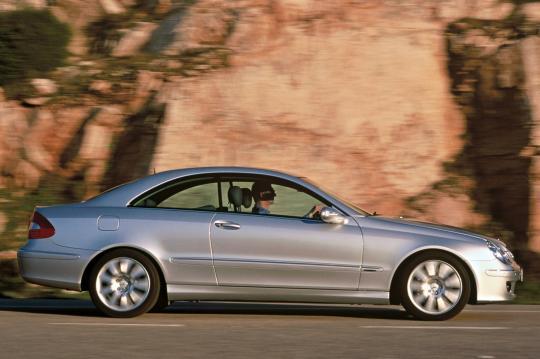 2007 Mercedes Benz CLK Class VIN wdbtk56f57t