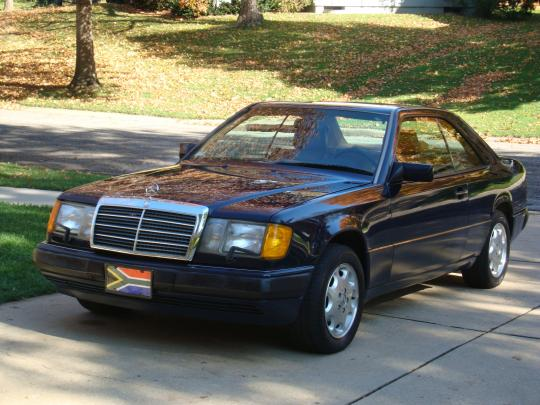 1994 mercedes benz e class vin wdbea32exrc124638 for Mercedes benz e320 1994