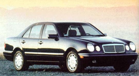 1996 Mercedes-Benz E-Class Photo 1