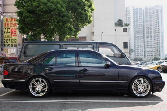 2000 mercedes benz e class vin wdbjf65j3ya975250 for Mercedes benz 2000 e320