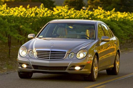 2008 Mercedes-Benz E-Class Photo 1