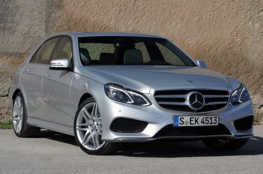2014 Mercedes-Benz E-Class Photo 1