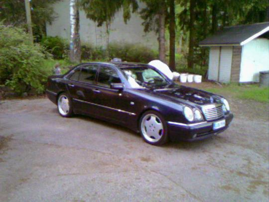 1999 mercedes benz e55 amg vin wdbjf74h0xa850001 for 1999 mercedes benz e55 amg