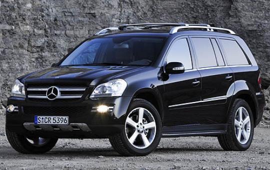 2007 Mercedes-Benz GL-Class exterior