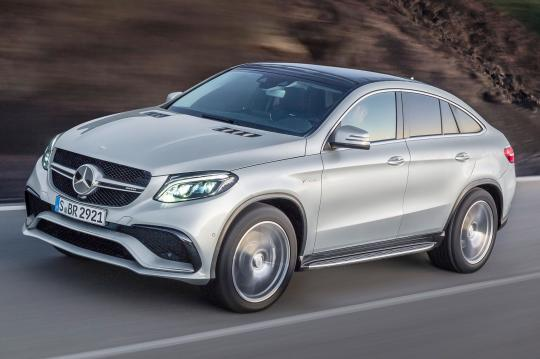 2016 mercedes benz gle class coupe vin for Mercedes benz vin lookup