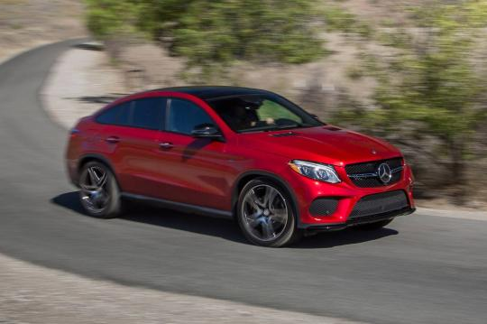 2017 mercedes benz gle class coupe vin for 2017 mercedes benz gle class configurations