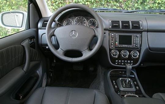 2005 Mercedes Benz M Class Vin 4jgab57e65a538034