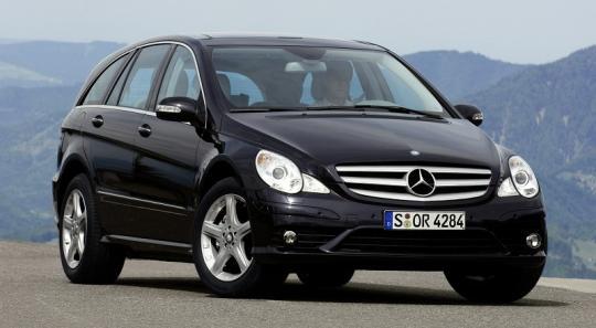 2007 Mercedes-Benz R-Class Photo 1