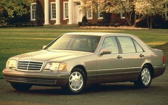 1995 mercedes benz s class vin wdbga51e1sa210198 autodetective exterior fandeluxe Choice Image