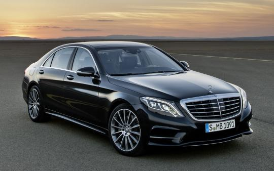 2005 Mercedes-Benz S-Class Photo 1