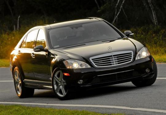 2009 Mercedes-Benz S-Class Photo 1