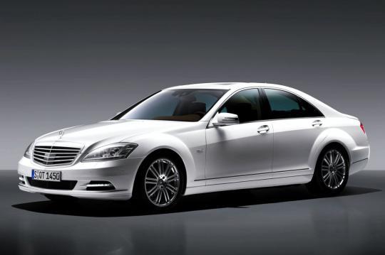 2011 Mercedes-Benz S-Class Photo 1