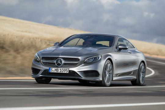2015 Mercedes-Benz S-Class Photo 1
