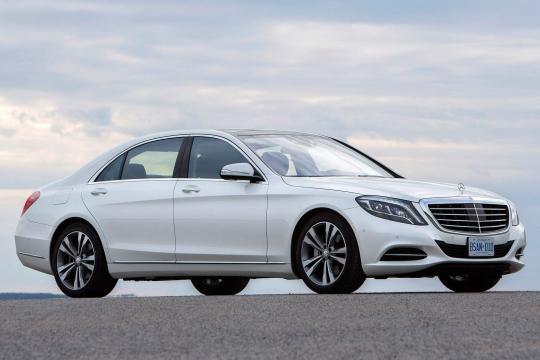 2016 Mercedes-Benz S-Class Photo 1