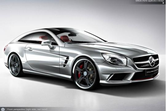 2016 Mercedes-Benz SL-Class Photo 1