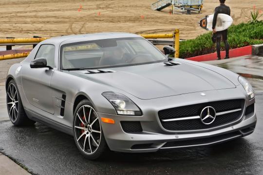 2014 mercedes benz sls amg gt vin wddrk7ja8ea010591 for Mercedes benz sls gt amg