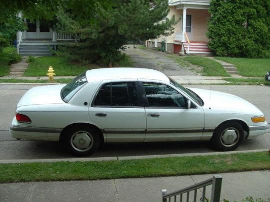 1992 Mercury Grand Marquis